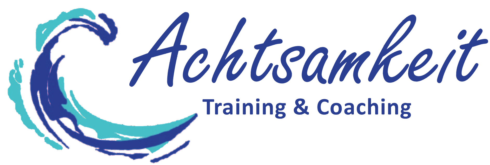 Achtsamkeit Training Coaching transparent